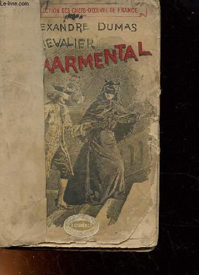 LE CHEVALIER D'HARMENTAL TOME 2