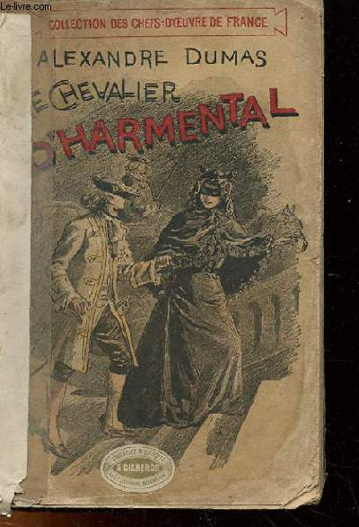 LE CHEVALIER D'HARMENTAL TOME 1
