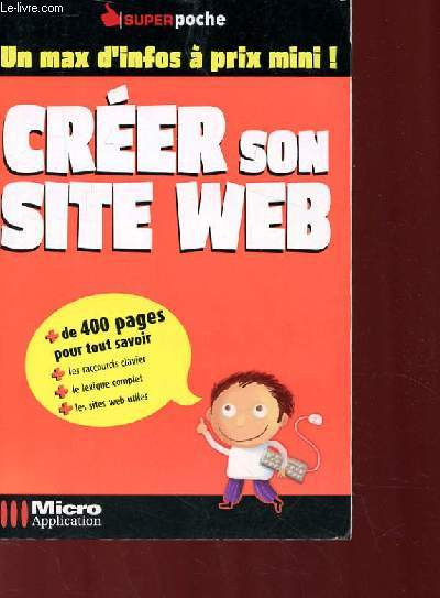CREER SON SITE WEB