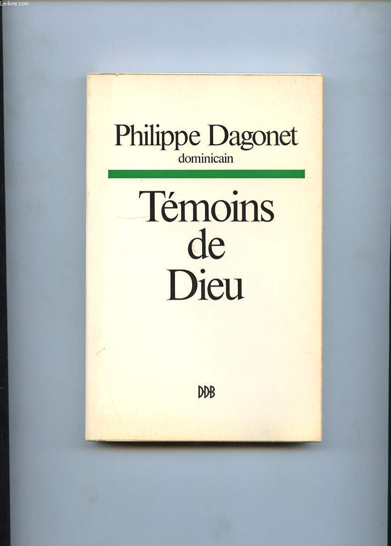 TEMOINS DE DIEU