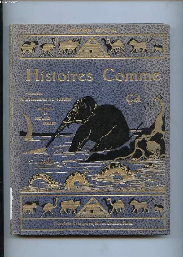 HISTOIRE COMME CA POUR LES PETITS