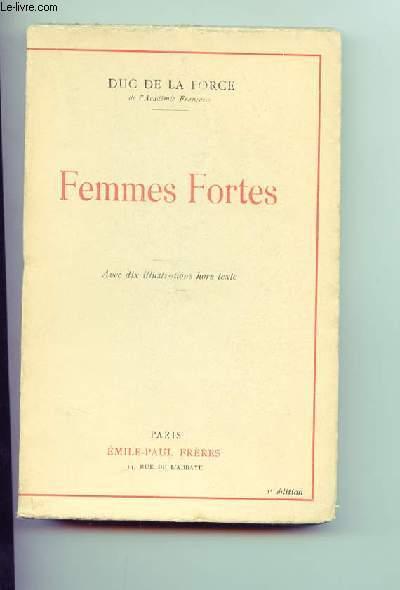 Femmes Fortes.
