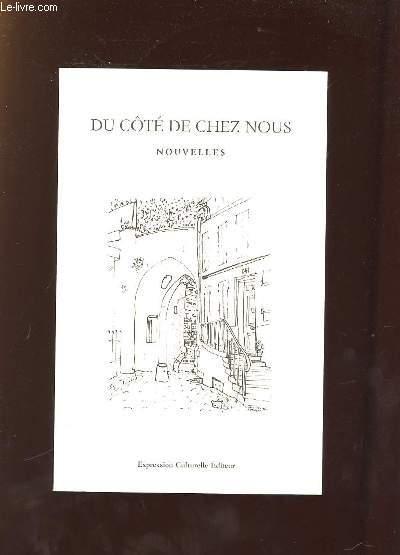 DU COTE DE CHEZ NOUS.
