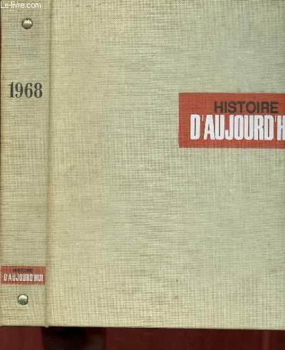 HISTOIRE D AUJOURD HUI 1968 DU N° 39 AU N° 50.