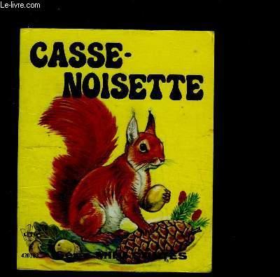 CASSE-NOISETTE- SERIE MINI-CONTES