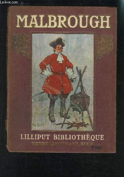 MALBROUGH- BIBLIOTHEQUE LILIPUT