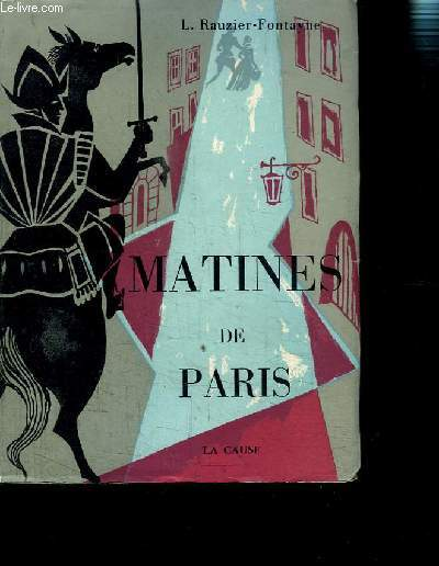 MATINES DE PARIS