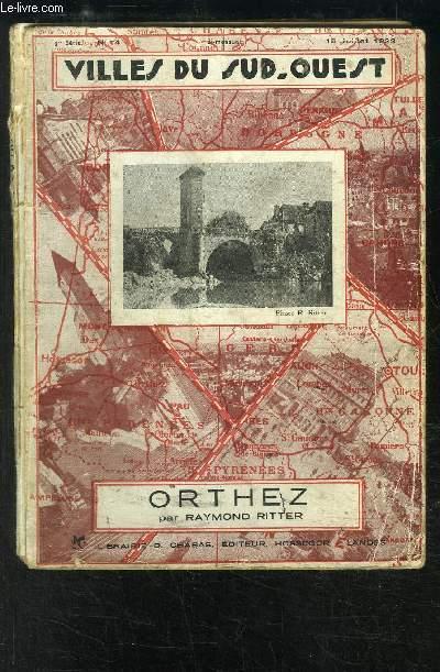 BIMENSUEL- 1ère SERIE N°14 - ORTHEZ- 15 JUILLET 1933