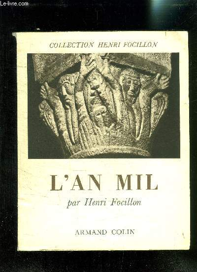L AN MIL- COLLECTION HENRI FOCILLON