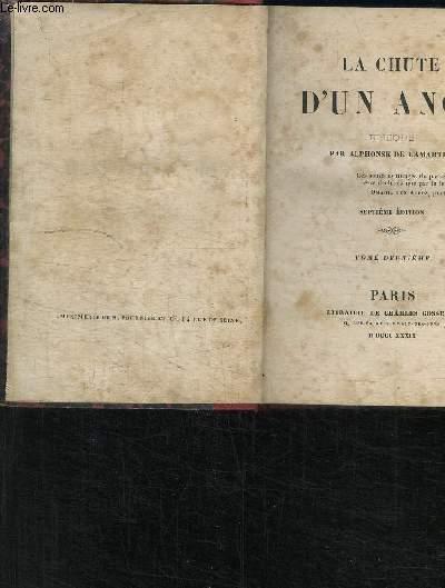 LA CHUTE D UN ANGE EPISODE- SEPTIEME EDITION- TOME DEUXIEME