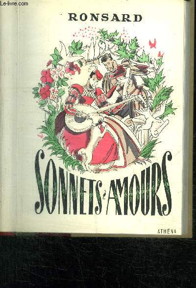 SONNETS- AMOURS