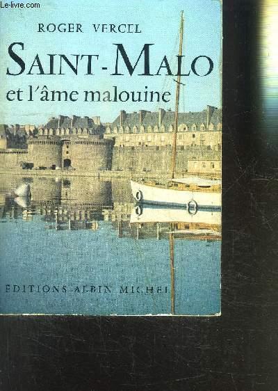 SAINT-MALO ET L AME MALOUINE