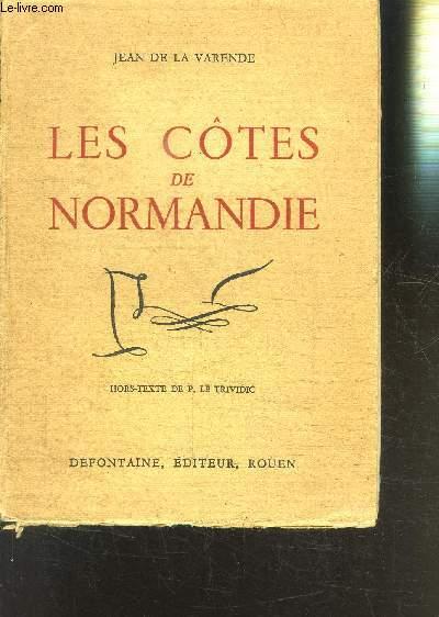 LES COTES DE NORMANDIE