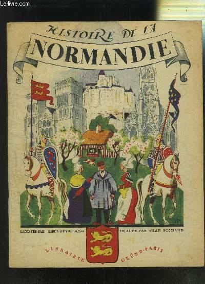 HISTOIRE DE LA NORMANDIE- N°2
