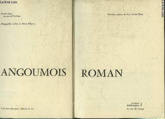 ANGOUMOIS ROMAN
