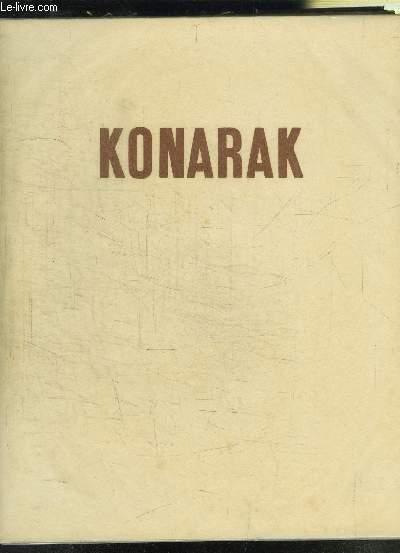 KONARAK- LE TEMPLE D AMOUR DE LA PAGODE NOIRE