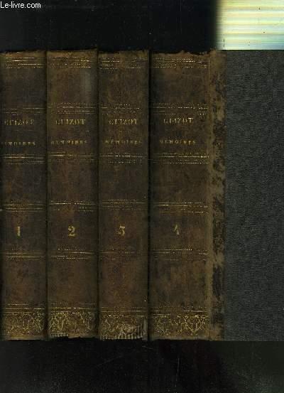 MEMOIRES POUR SERVIR A L HISTOIRE DE MON TEMPS- 7 TOMES EN 7 VOLUMES