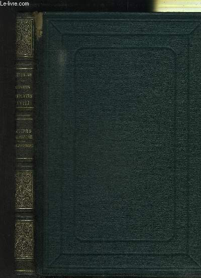 LETTRES A FIANCEE 1820-1822/ CORRESPONDANCE 1815-1882/