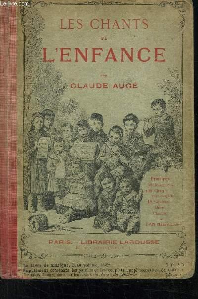 LES CHANTS DE L ENFANCE- 11ème édition