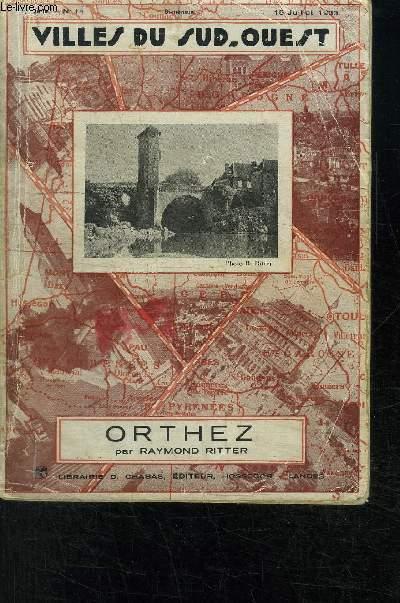VILLES DU SUD-OUEST- ORTHEZ