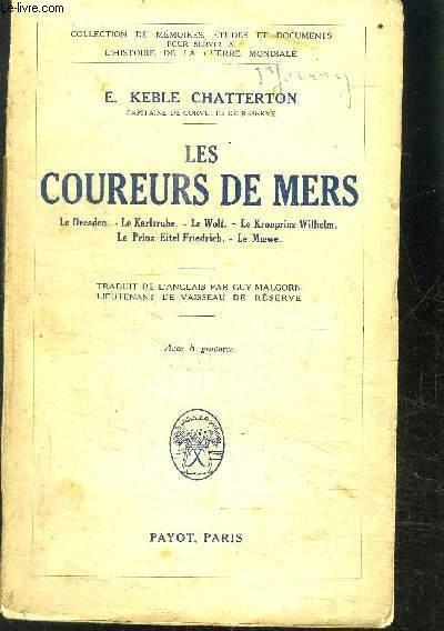 LES COUREURS DE MERS