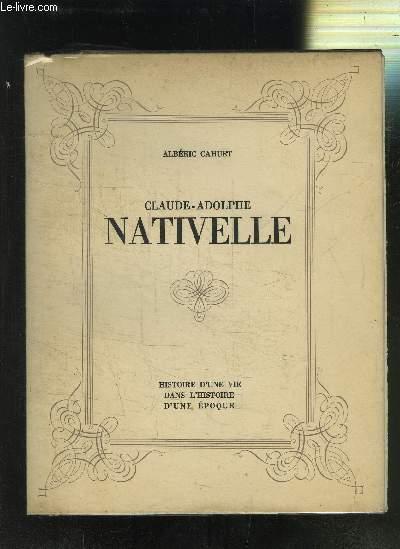 CLAUDE-ADOLPHE NATIVELLE 1812-1889