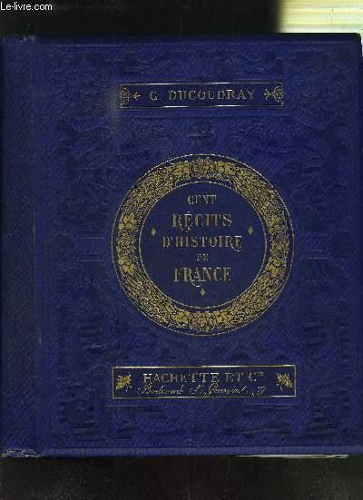 CENT RECITS D HISTOIRE DE FRANCE