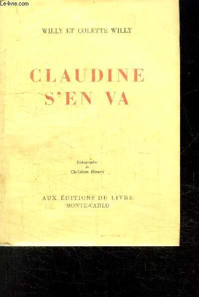 CLAUDINE S EN VA