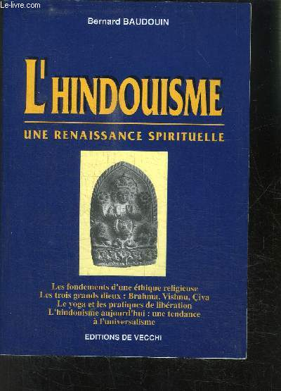 L HINDOUISME UNE RENAISSANCE SPIRITUELLE