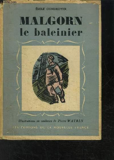 MALGORN LE BALEINIER