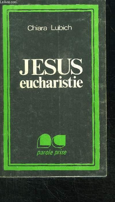JESUS EUCHARISTIE