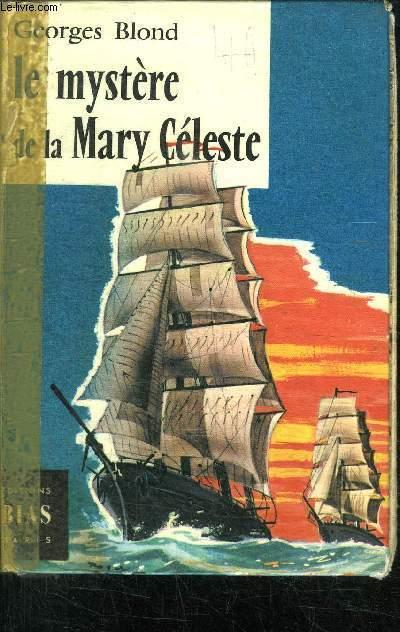 LE MYSTERE DE LA MARY CELESTE