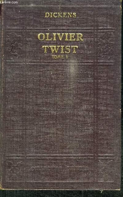 OLIVIER TWIST EN 2 VOLUMES - TOMES I et II