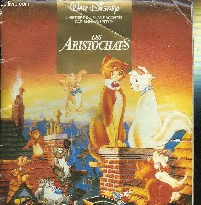 LES ARISTOCHATS - L'HISTOIRE DU FILM RACONTEE PAR ANNY DUPEREY