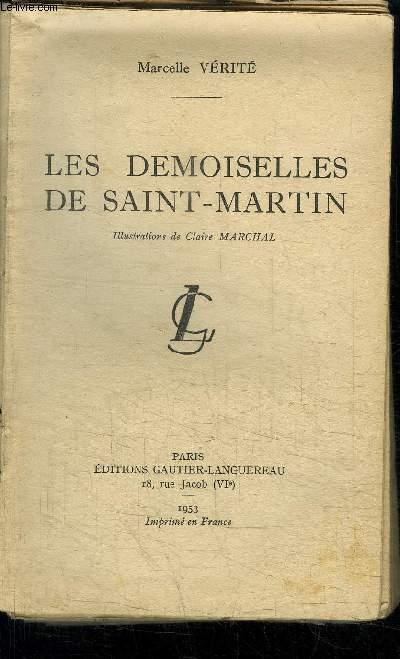 LES DEMOISELLES DE SAINT-MARTIN
