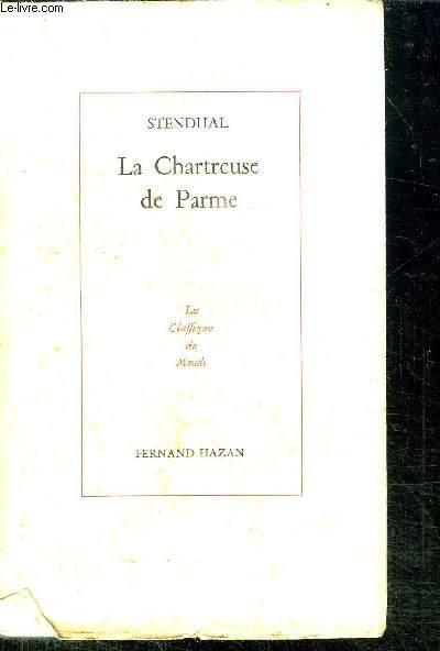 LA CHARTREUSE DE PARME -  COLLECTION