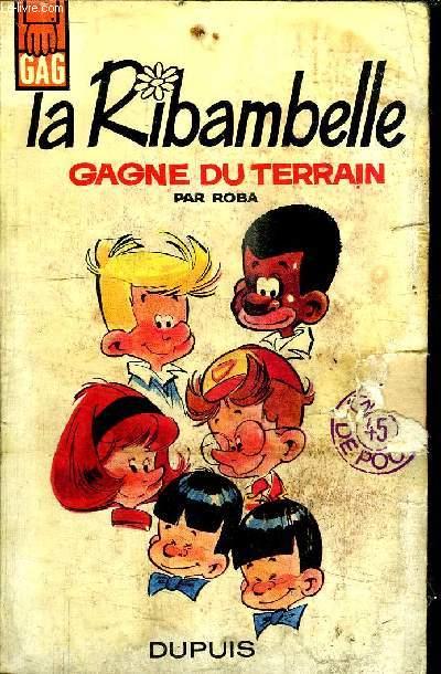 LA RIBAMBELLE GAGNE DU TERRAIN - COLLECTION GAG