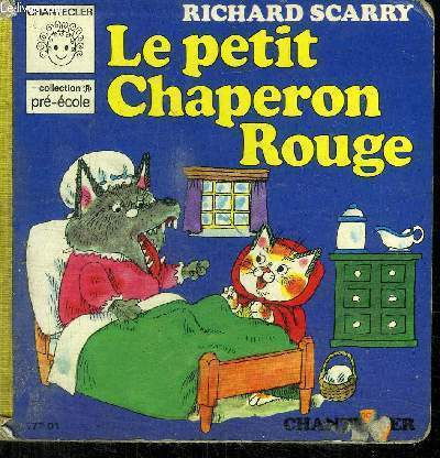 LE PETIT CHAPERON ROUGE - COLLECTION