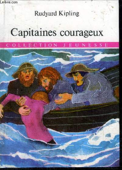 CAPITAINES COURAGEUX - COLLECTION JEUNESSE