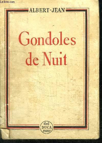 GONDOLES DE NUIT