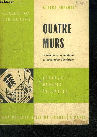 QUATRE MURS / COLLECTION