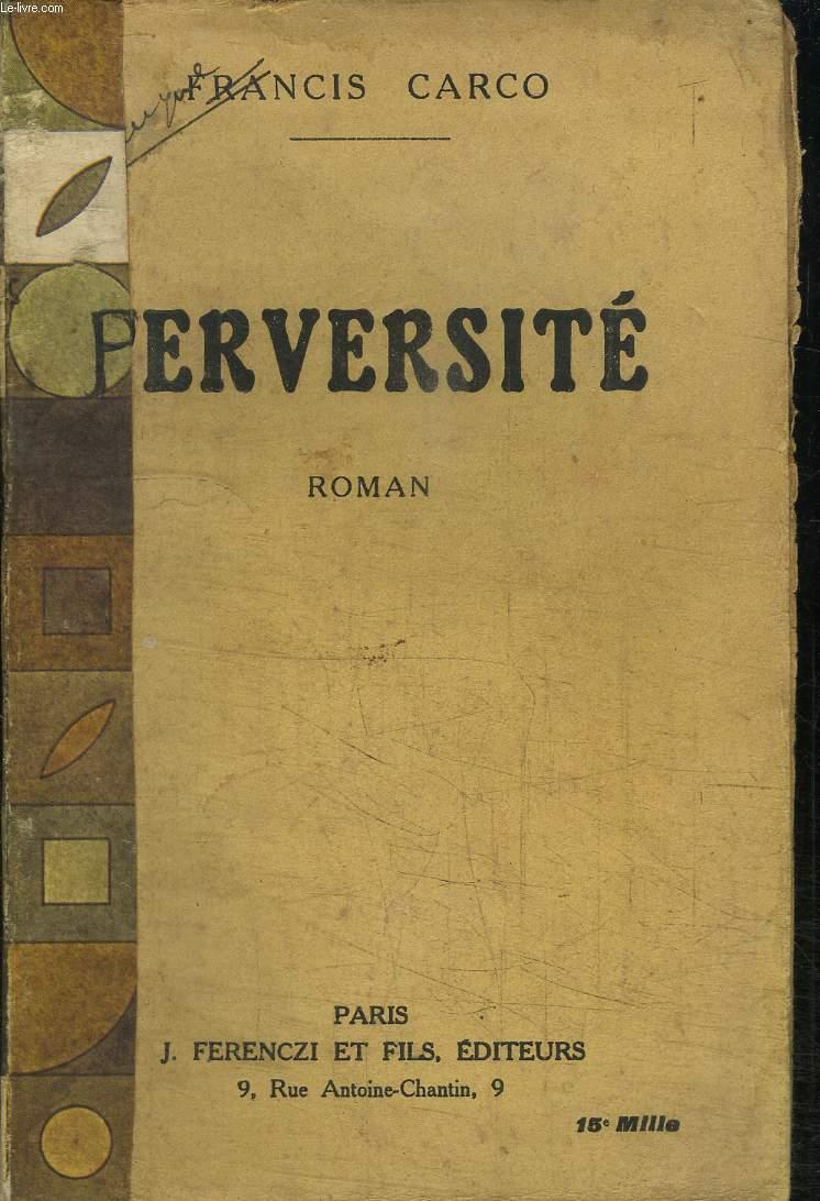 PERVERSITE - 15è EDITION