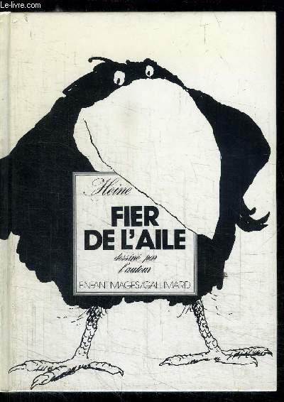 FIER DE L'AILE