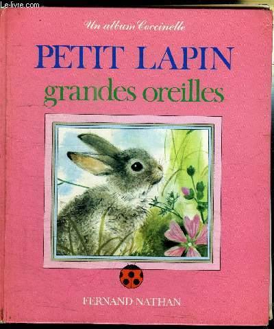 PETIT LAPIN GRANDES OREILLES