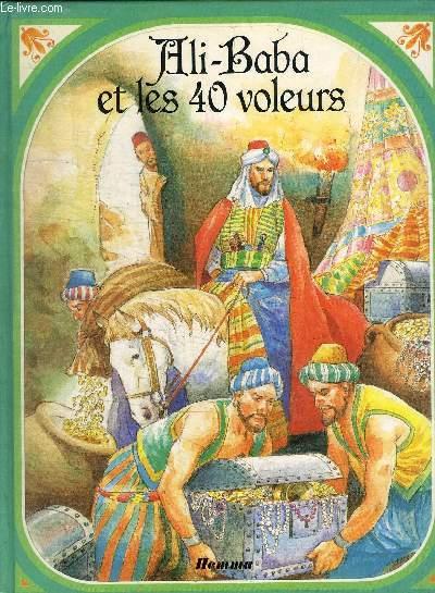 ALI-BABA ET LES 40 VOLEURS