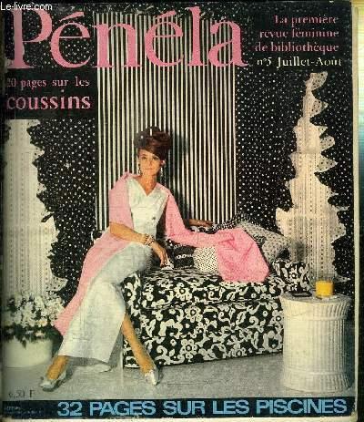 PENELA N°5 JUILLET-AOUT 1967