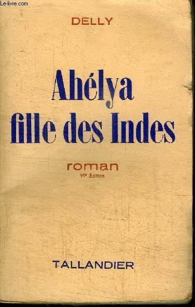 AHELYA FILLE DES INDES
