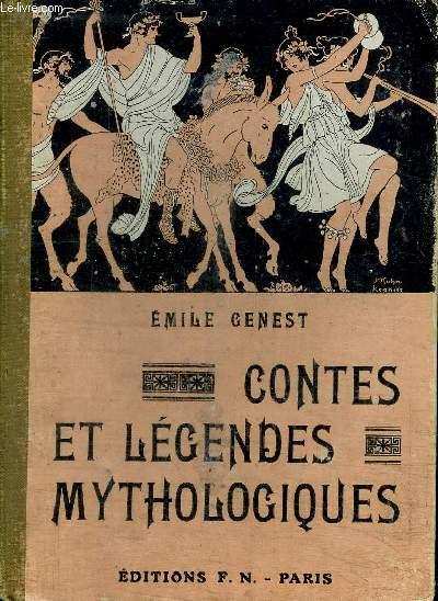 CONTES ET LEGENDES MYTHOLOGIQUES