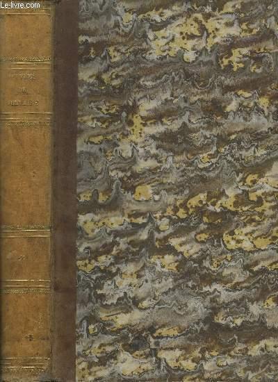 OEUVRES DE VOLTAIRE TOME TROISIEME - Essai sur les moeurs et l'esprit des nations, histoire de Charles XII, histoire de la Russie sous Pierre-Le-Grand