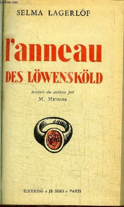 L'ANNEAU DES LOWENSKOLD